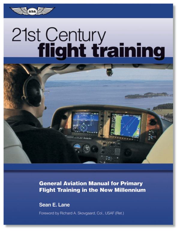 Teaches all the primary flight training maneuvers.