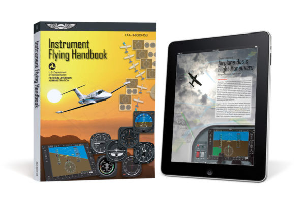 eBundle includes Instrument Flying Handbook and ASA eBook PDF.