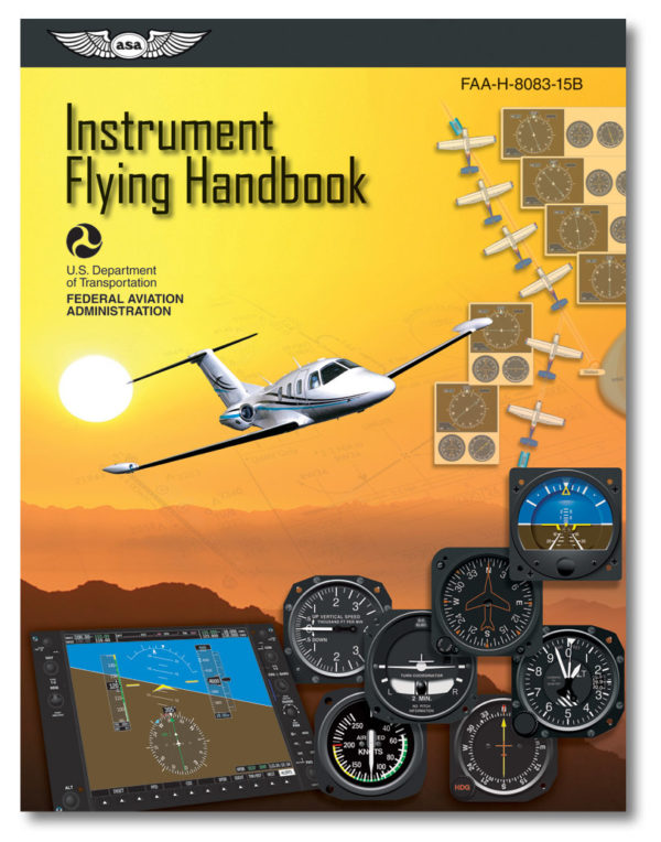 The primary FAA source handbook for the instrument checkride!