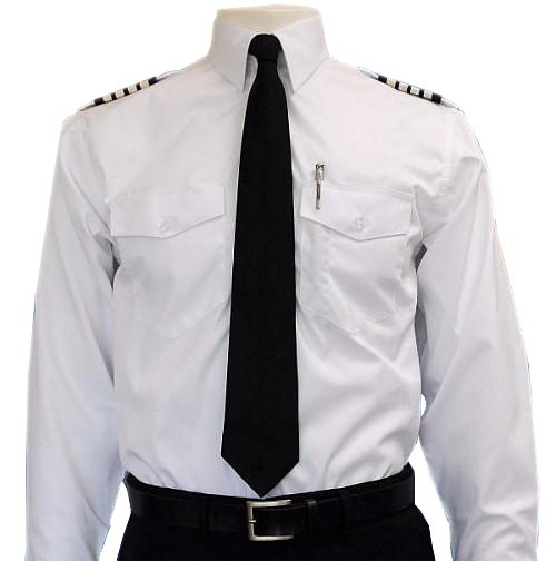 Comfortable & Professional Pilot Shirt