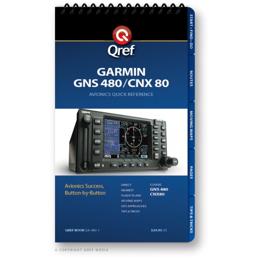 Get the most out of your avionics with a Qref checklist.