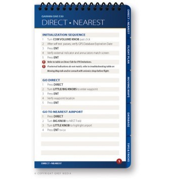 Qref Quick Reference checklists feature expert tips and helpful procedures