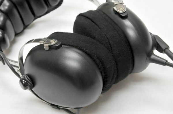 Keep your ears dry and comfortable while wearing your pilot headset!