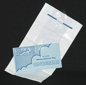 Each Sic Sac is sanitary, packaged in its own envelope for a clean seal.
