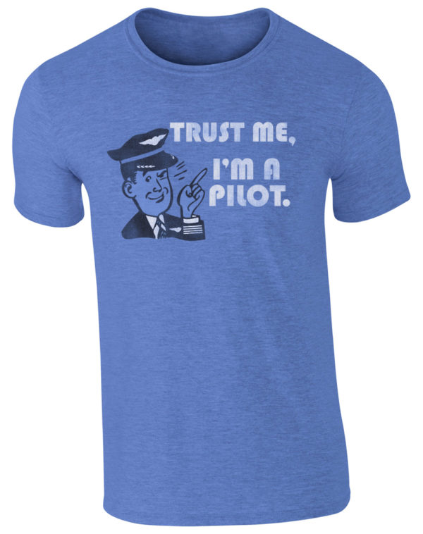 Tell everyone at the party YOU are a pilot!