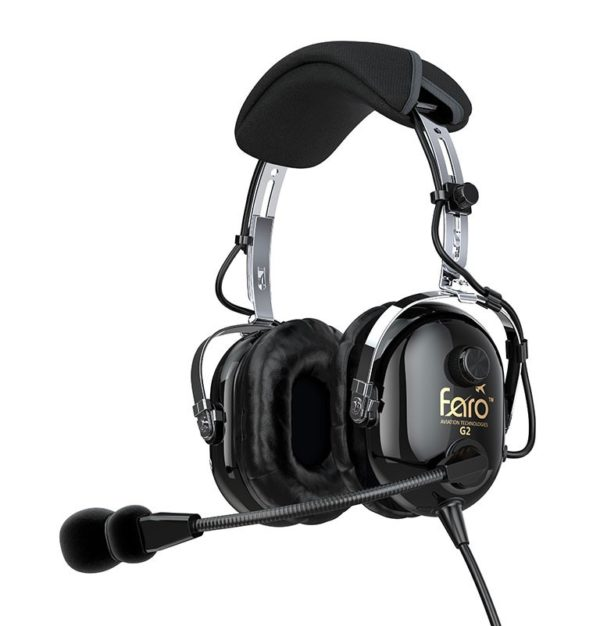 Finally, an affordable ANR pilot headset!